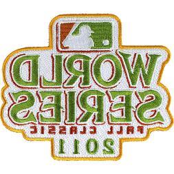 2011 mlb world series logo