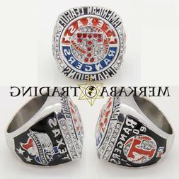 2011 Texas Rangers American League Champions  Replica Ring S
