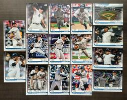 2019 Topps Series 1 Base Team Sets ~ Pick your Team