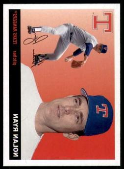 2020 Archives Base #90 Nolan Ryan - Texas Rangers