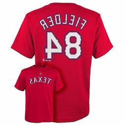 Texas Rangers PRINCE FIELDER mlb Baseball Jersey Shirt YOUT
