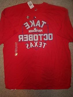 Texas Rangers mlb Baseball Jersey Shirt Adult MENS/MEN'S