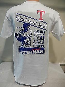 9601-4 MENS MLB Team Apparel Texas Rangers ALEX RODRIGUEZ Je