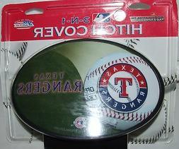 Rico Industries MLB Texas Rangers 3 in 1 Car Truck Grille Hi