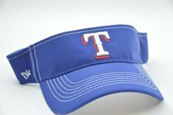 Texas Rangers 47 Brand MLB Baseball Adjustable Clean Up Sun