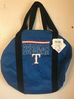 Authentic TEXAS RANGERS Duffel Bag