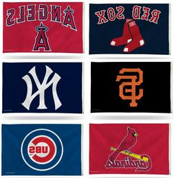 3x5 outdoor Flag - MLB Baseball - Pick your Team