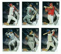 Blast Off Insert 2019 Topps Big League Complete Your Set You
