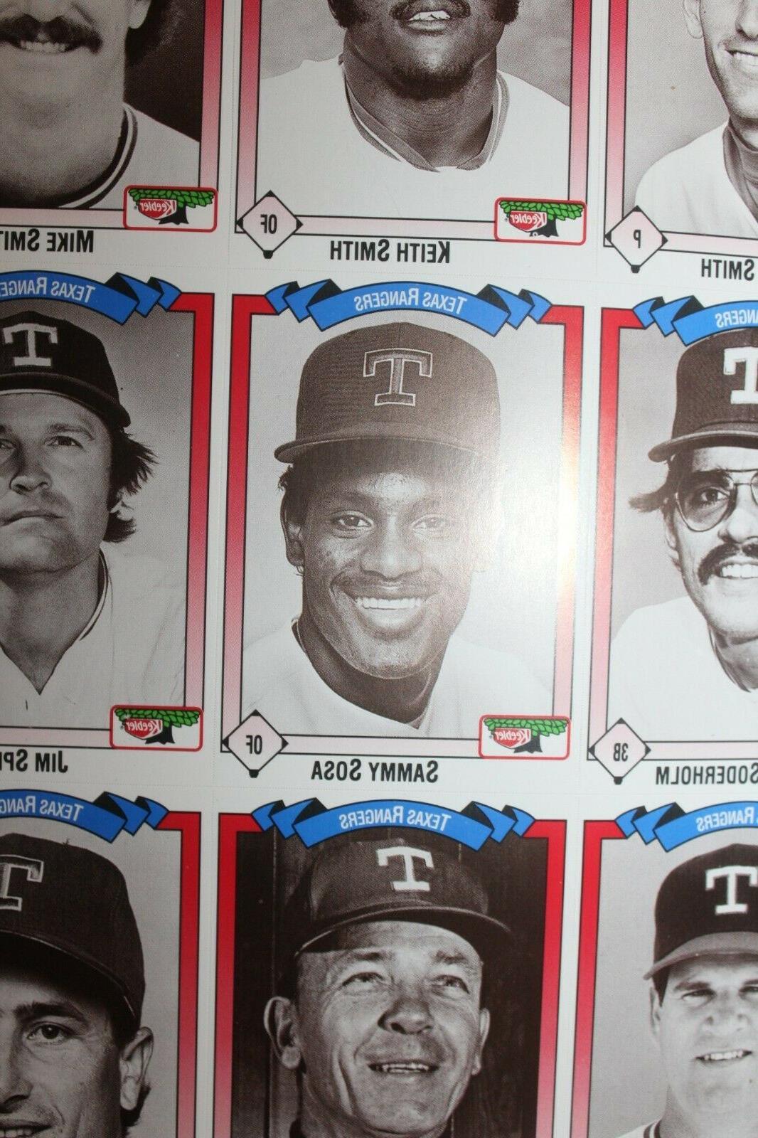 All-Time Texas Card Staub