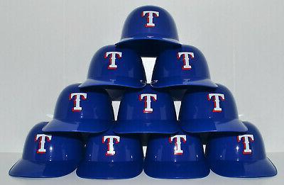 lot of 10 texas rangers ice cream