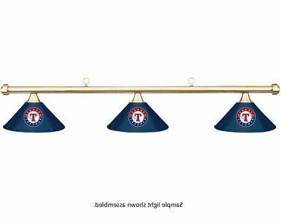 mlb texas rangers blue metal