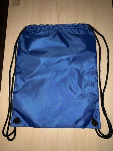 Northwest Texas Team Spirit Drawstring Sling Bag MA