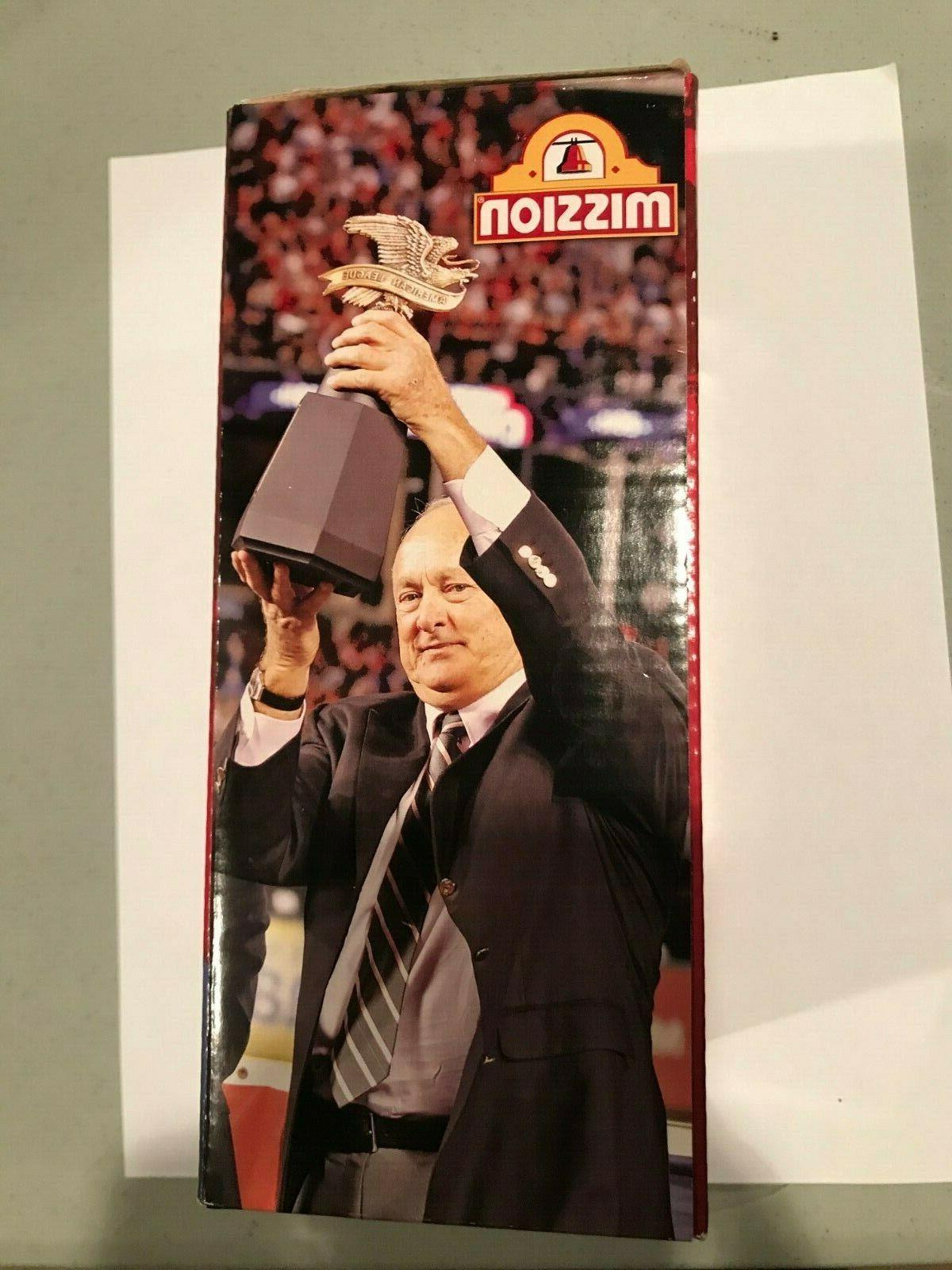 NOLAN RYAN Texas Rangers 2011 American League Replica Trophy