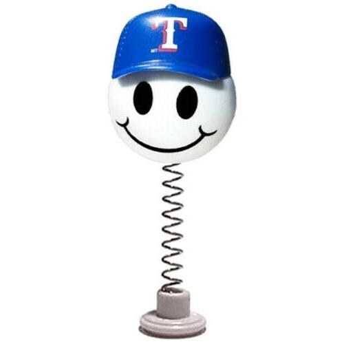 Texas Rangers Baseball Head Car Antenna /