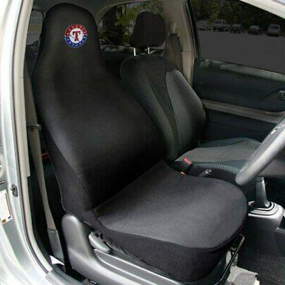 texas rangers car seat cover black