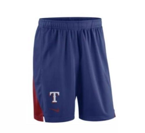texas rangers dry franchise baseball shorts mens
