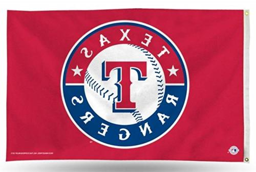 Texas Rangers MLB 3x5 Flag