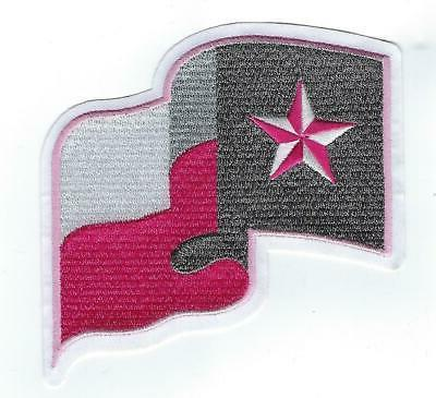 texas rangers mothers day pink sleeve jersey