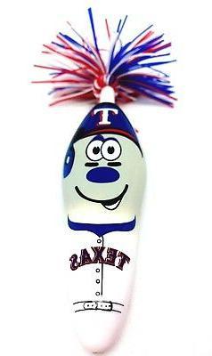 Texas Rangers Pen Kooky Klicker Belt Clip MLB Baseball Head