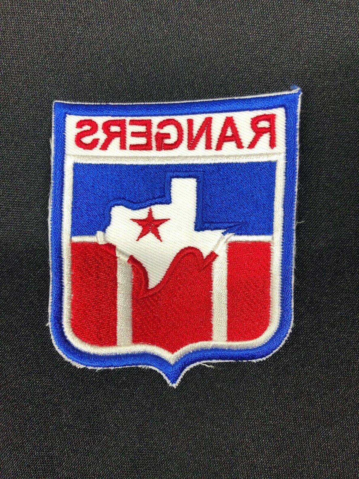 texas rangers replica jersey sleeve patch 1977