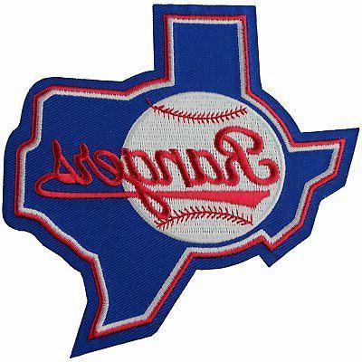 texas rangers state logo throwback jersey 1984