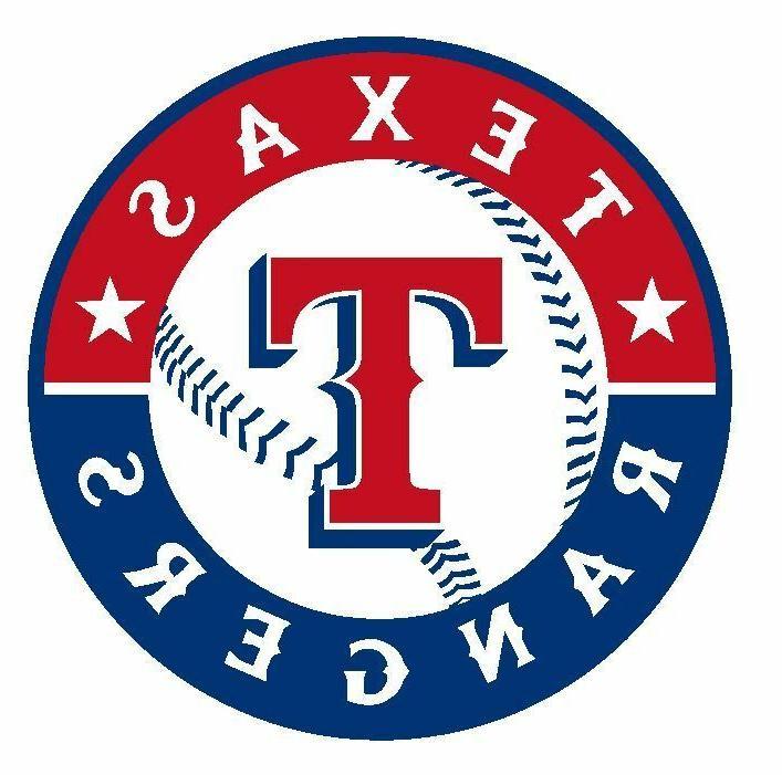 texas rangers sticker decal s212 baseball you