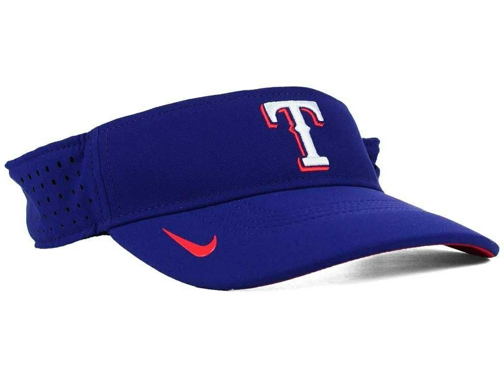 Nike Texas Rangers Vapor Visor