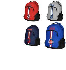MLB Baseball Action Backpack Choose Your Team