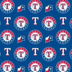 MLB Baseball Texas Rangers Handmade Window Curtain Valance 5