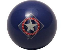MLB Imperial Texas Rangers Pool Billiard Cue/8 Ball - Old St