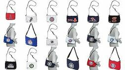 MLB Officially Licensed Cocktail Jersey Mini Purse / Handbag