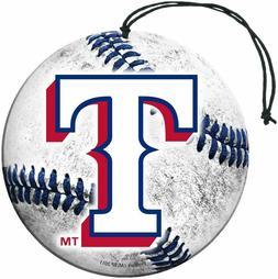 Team ProMark MLB Texas Rangers Air Freshener 3-Pack 2-4 Day