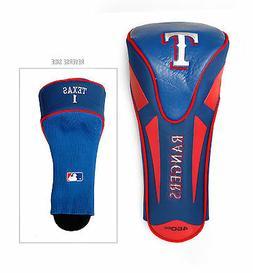 MLB Texas Rangers Apex 460cc Driver Golf Headcover Course Cl