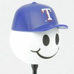 MLB Texas Rangers Baseball Cap Antenna Topper