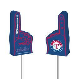 MLB Texas Rangers Foam Finger Antenna Topper