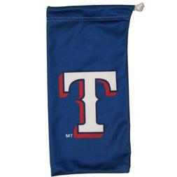 MLB Texas Rangers Microfiber Eyewear Bag