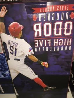 MLB Texas Rangers Odor Bobblehead 2017 SGA NIB High Five