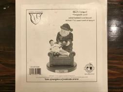 The Memory Company MLB Texas Rangers Santas Gift Santa Figur