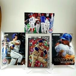 Modern Baseball Cards Team Lot Boxes!!! Texas Rangers