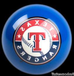 NEW BLUE TEXAS RANGERS MLB TEAM BILLIARD GAME POOL TABLE REP