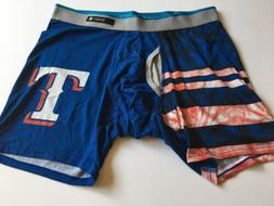 New Stance Men's Butter Blend Soft Boxer Brief Underwear Tex