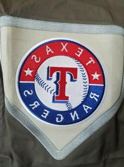 NEW POTTERY BARN MLB TEXAS RANGERS GRAY  STANDARD  PILLOW SH