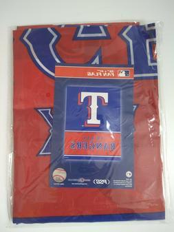 "NEW Texas Rangers 2 Sided LARGE Flag 36"" x 47"" MLB Fan Yard"