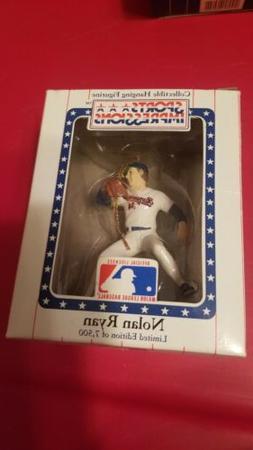 Nolan Ryan Texas Rangers Limited Edition Ornament