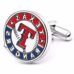 MLB official Texas Rangers Cufflinks