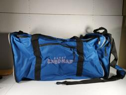 Officially licensed MLB Texas Rangers  Steal Duffel Bag