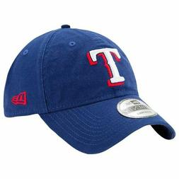 Texas Rangers New Era 9TWENTY MLB Core Classic Adjustable Ba