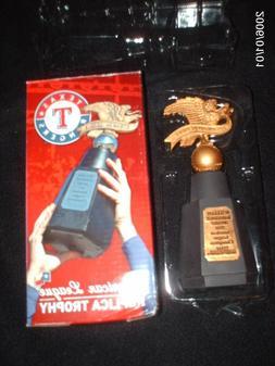 Texas Rangers American League Replica Trophy 2011