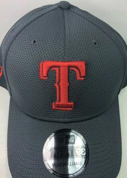 Texas Rangers / Authentic New Era MLB / Grey /  39THIRTY / F