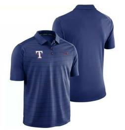 texas rangers baseball dri fit polo shirt